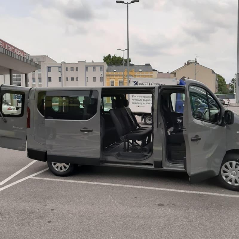 Contact Taxi Wien
